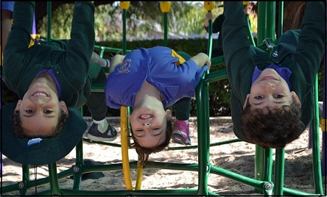 Upside Down Children A